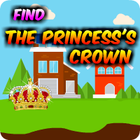 AVMGames Find The Princess's Crown