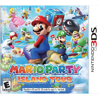 Mario Party Island Tour 3DS CIA