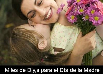 293 Manualidades para el Dia de la Madre y +