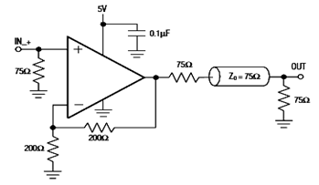 IC4030-4031 Typical Operating Circuit Schematic and Datasheet