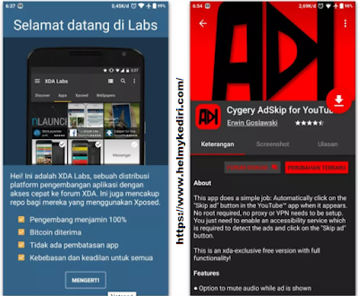 Download dan Install XDA Labs