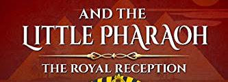 SANTA CLAUS AND THE LITTLE PHARAOH: THE ROYAL RECEPTION by PIERRE BERNARD KOKO
