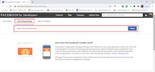 Standar Komunitas Facebook
