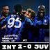 Vidal and Barella scores as Inter beat Juventus