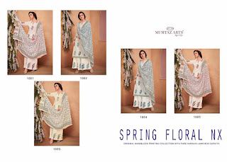 Mumtaz Arts Spring Floral nx Salwar kameez