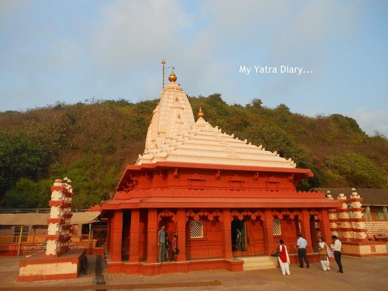 Ganpati Pule Ganesha - Ratnagiri, Maharastra