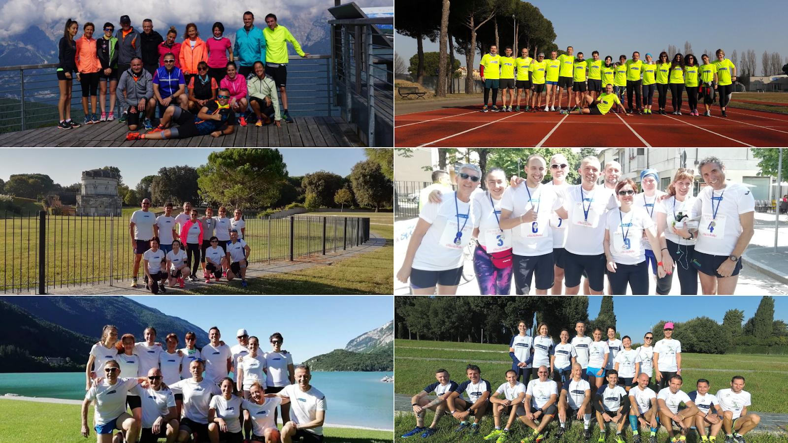Vacanze e stage corsa