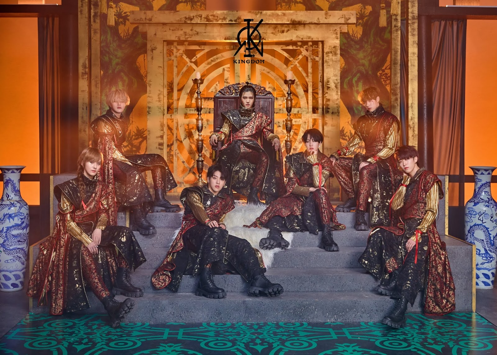 Kingdom hace comeback con History of Kingdom 2021