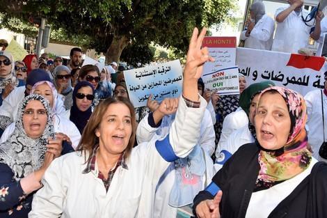 مطالب لوزير الصحة بترقية عاجلة للممرضين المجازين من الدولة