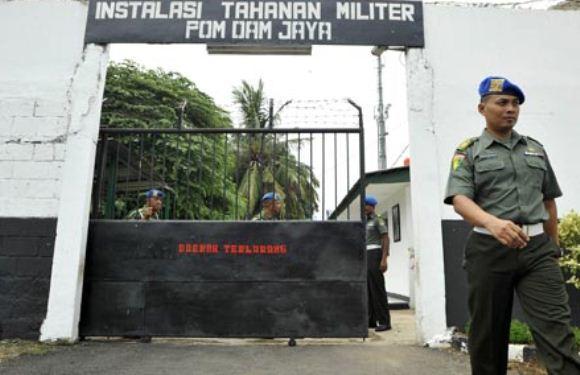 Tahanan Militer Guntur POM DAM Jaya