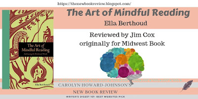 "Jim Cox Offers ""Mindful Reading"": ""Extraordinary...Insights"""