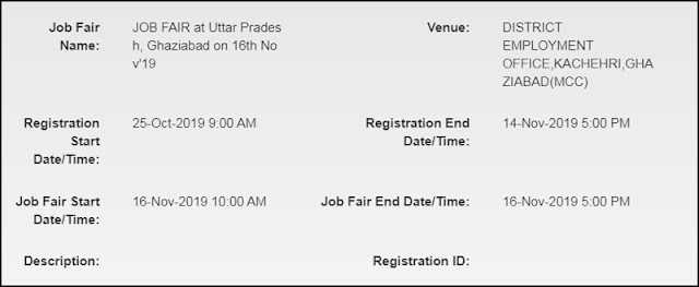 Job Fair in  Ghaziabad