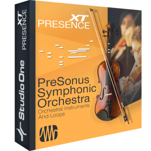 PreSonus Symphonic Orchestra for Studio One