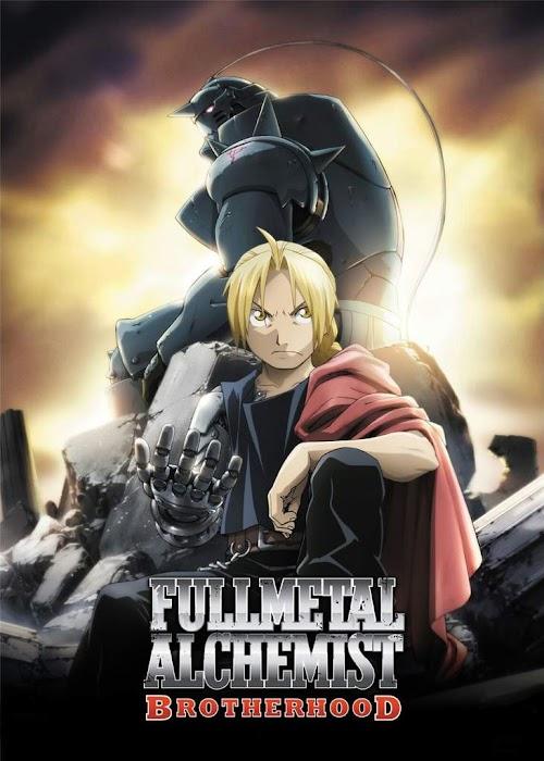 Descargar Fullmetal Alchemist: Brotherhood [64 - 64] + [Ovas][Español Latino][MEGA] HDL]