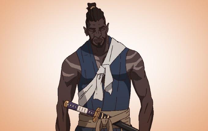 """""""Yasuke"""", anime sobre o primeiro samurai negro, estreia em 2021"""