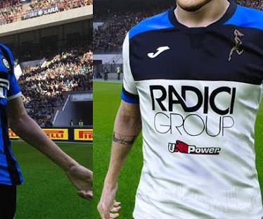 PES 2020 Alessandro Bastoni & Robin Gosens Tattoo