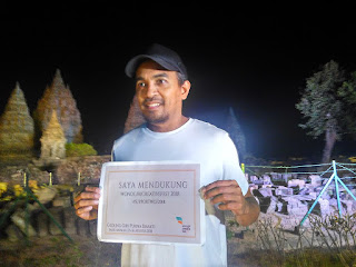 Glenn Fredly tampil di Prambanan Jazz