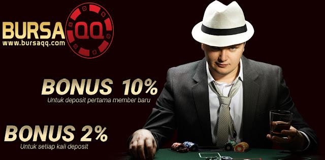 Bursaqq Agen Poker Terpercaya Di Indonesia
