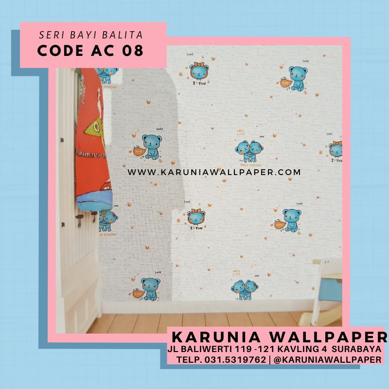 dekorasi dinding kamar bayi balita