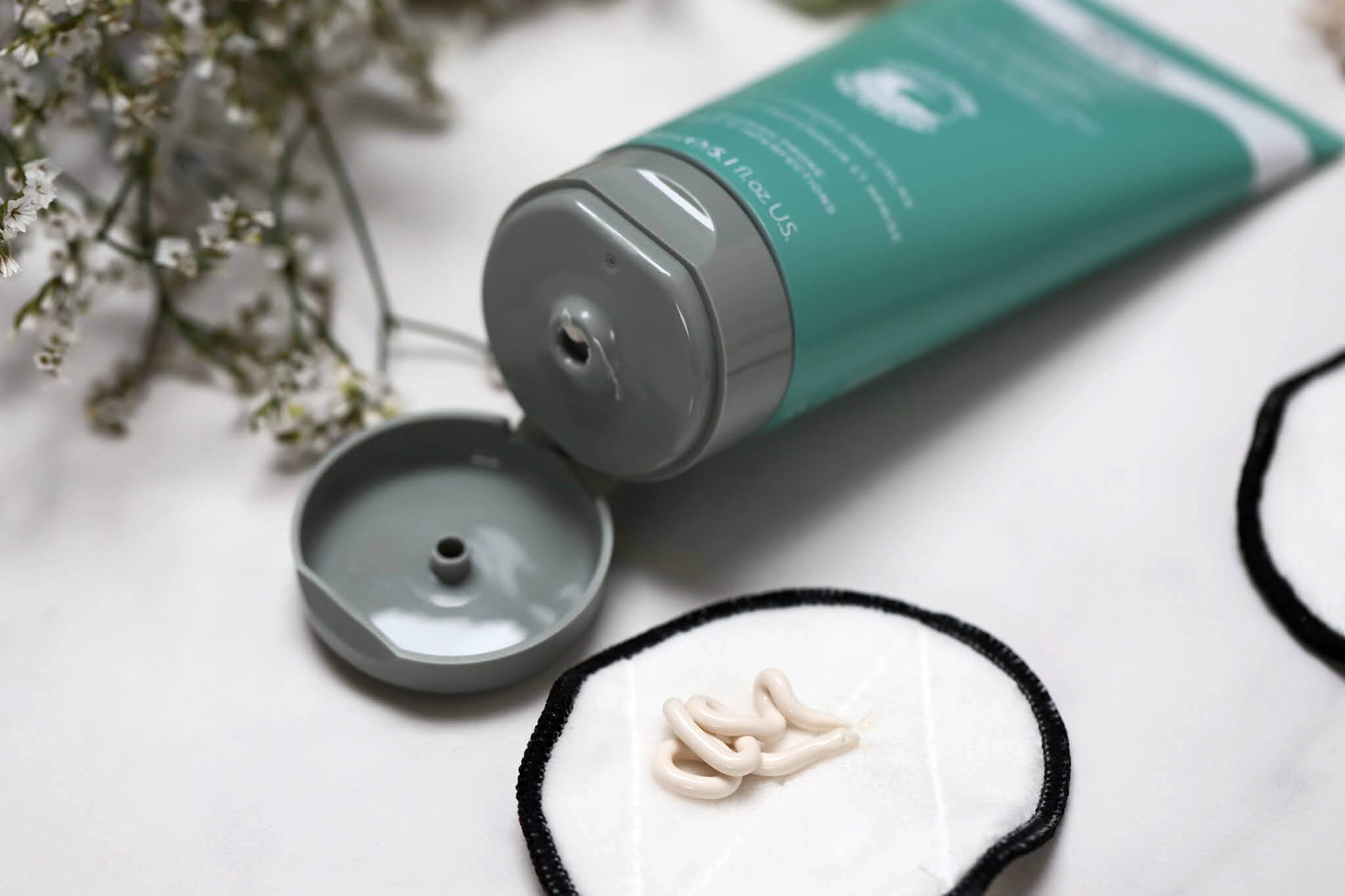 REN Clarifying Clay Cleanser