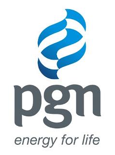 Logo PGN Perusahaan Gas Negara