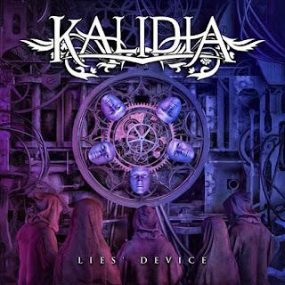 """Ο δίσκος των Kalidia """"Lies' Device"""""""
