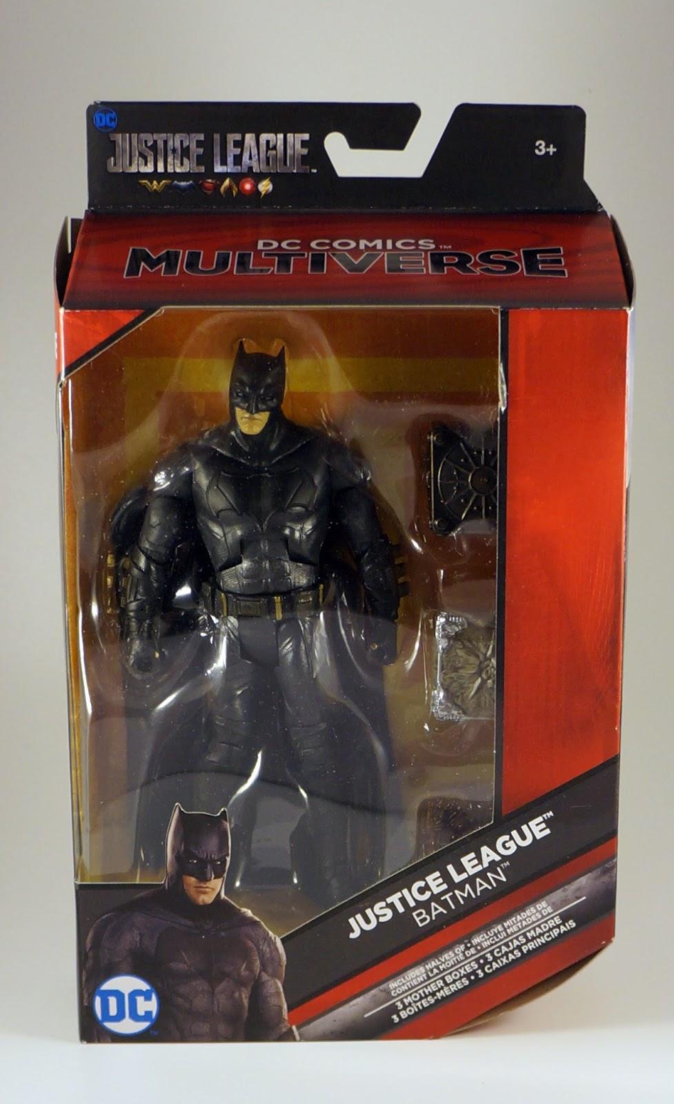 DC Comics Justice League Multiverse Batman-Exclusive Figure-With Mother Boxes*