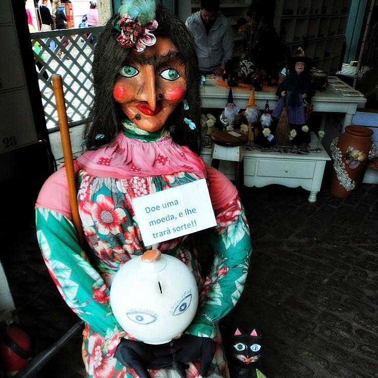 Loja de Artesanato da Casa da Alfândega, em Florianópolis