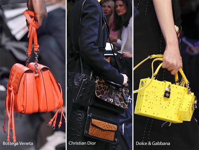Модные сумки осень-зима 2016-2017: самые актуальные модели
