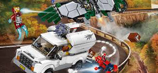 LEGO Marvel Super Heroes - Free Download PC Game