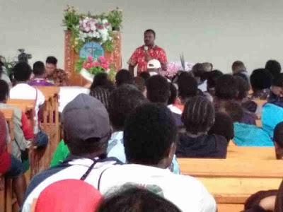 Tim Relawan Pengungsi di Wamena Tak Hargai Pemkab Nduga