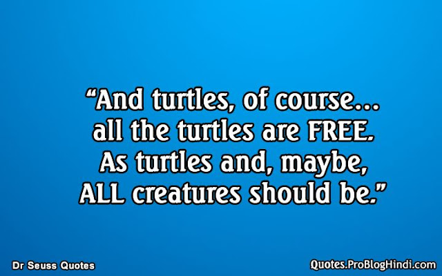 dr sesuss quotes