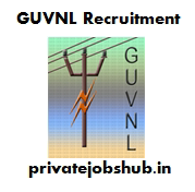 GUVNL Recruitment