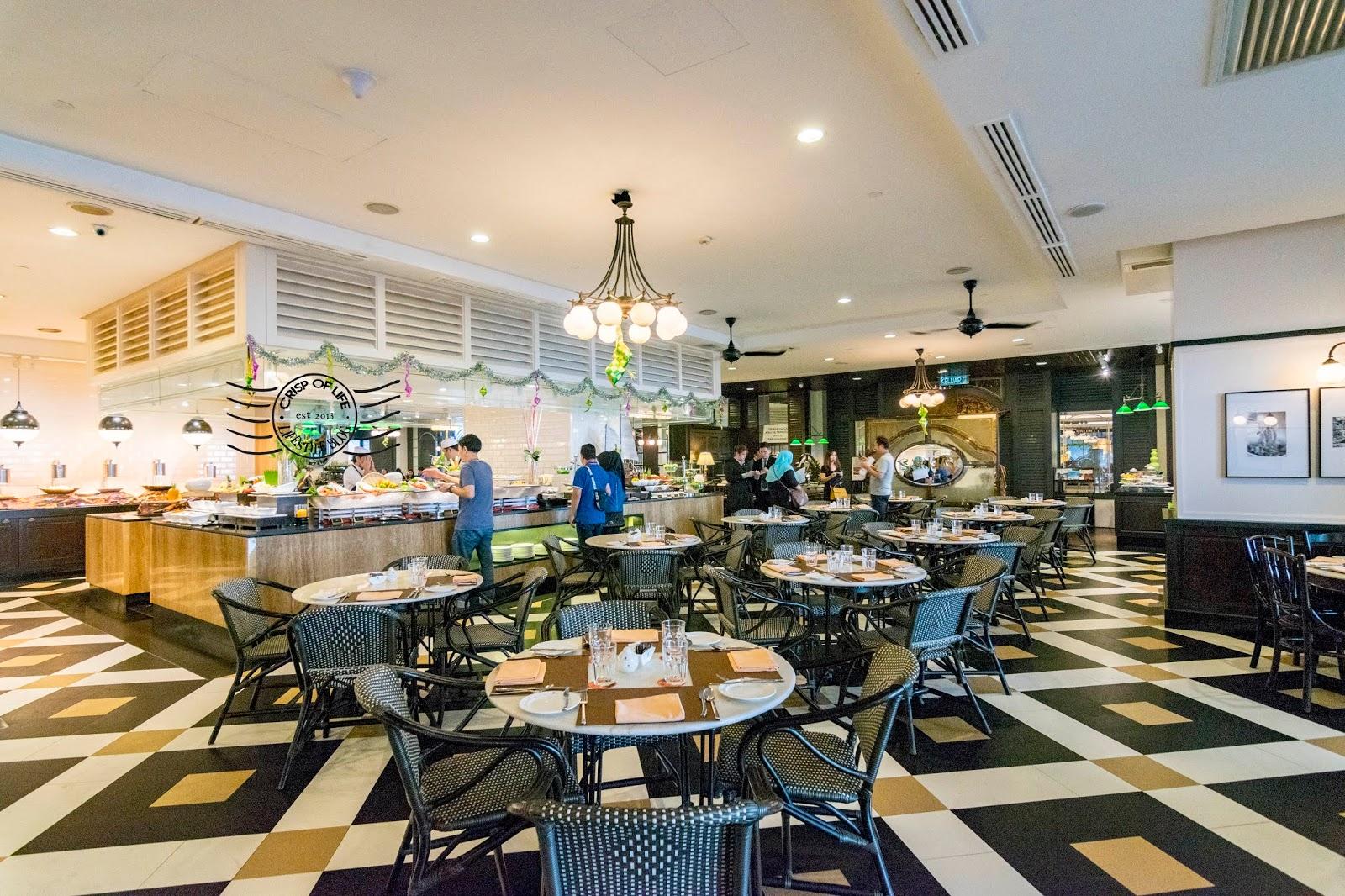 """Selera Kampung"" Ramadhan Buffet 2019 @ Eastern & Oriental Hotel, Penang"