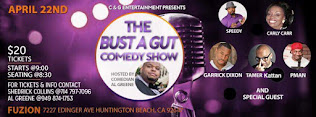 The Bust  A Gut Comedy Show