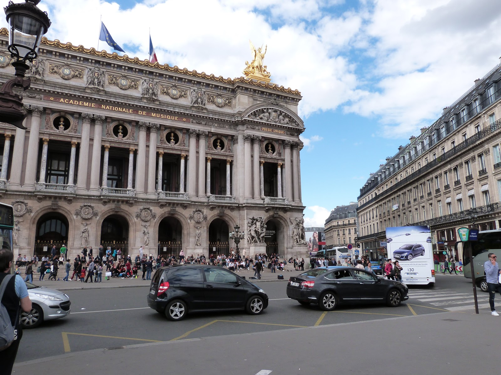 Opéra Garnier, Paris