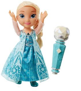 Disney's Frozen Toys, Disney toys