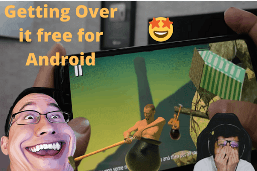 Getting Over It free apk download Android