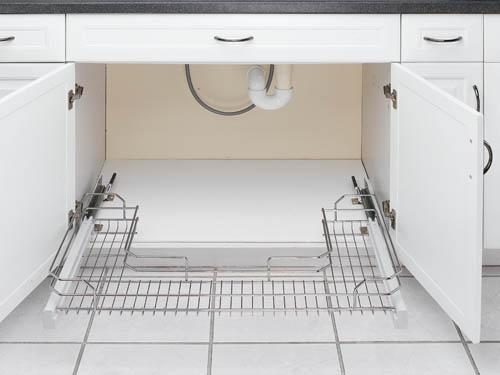 B E Interiors Kitchen Organization Inspiration