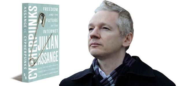 Cypherpunks Julian Assange