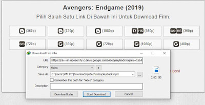 Download Film/movie IndoXX1 di PC