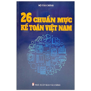 26 Chuẩn Mực Kế Toán Việt Nam ebook PDF-EPUB-AWZ3-PRC-MOBI