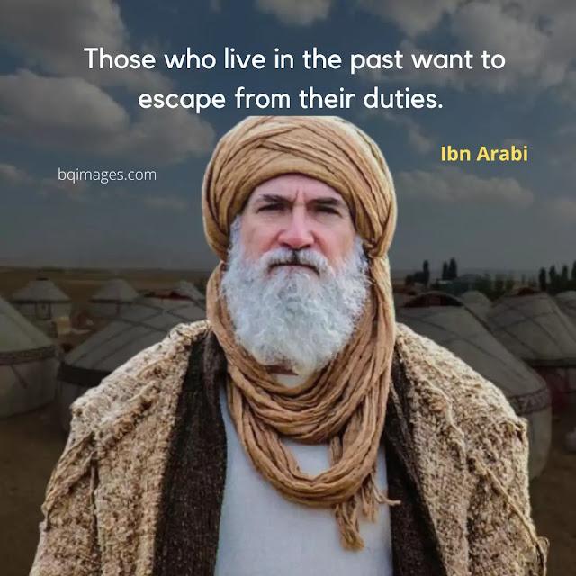 ibn arabi quotes