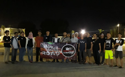 Taft Diesel Indonesia (TDI) Capter Lampung Gelar Sahur On The Road