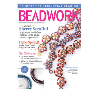 See the Stretch Magic Jewelry Cord ad in Beadwork Magazine!