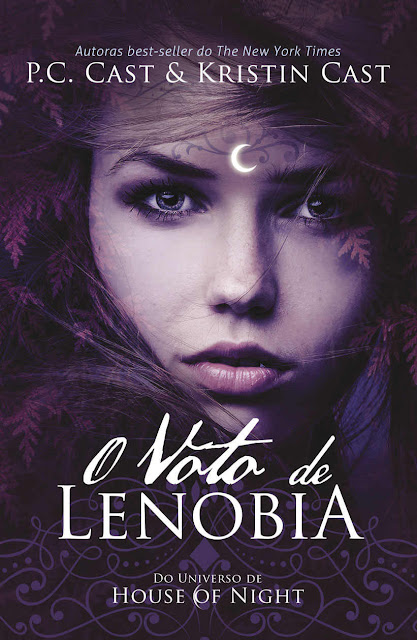 O Voto de Lenobia - P.C. Cast, Kristin Cast