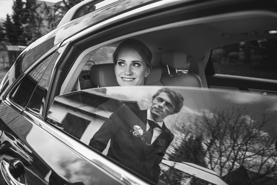 zdjęcia ze ślubu Dawida Kubackiego