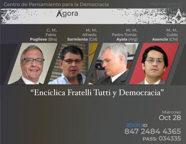 """Encíclica Papal Fratelli Tutti"""