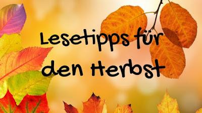 Lesetipps für den Herbst