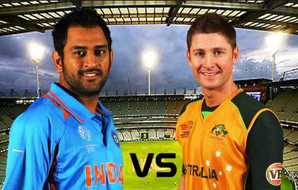 Australia VS India Warm Up Match ICC Cricket World Cup 2015